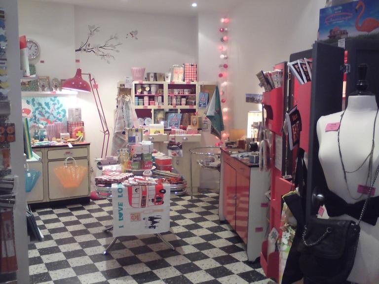 Boutique Pop Market