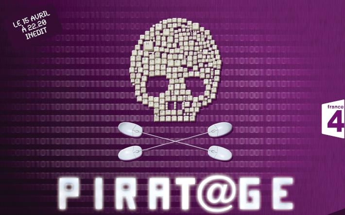 Piratage documentaire France 4