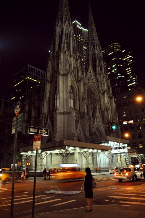 L'église Saint Patrick
