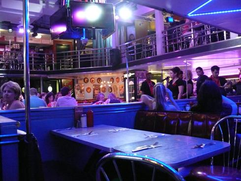 Ellen's Stardust Diner, New York