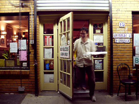 GriGrimaldi's Pizza, Brooklyn