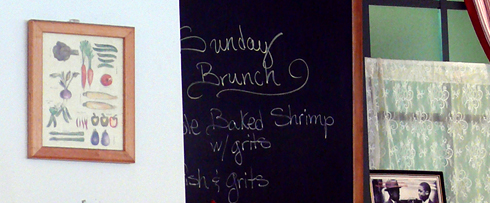 Sunday Brunch @ Miss Maude's Spoonbread Too