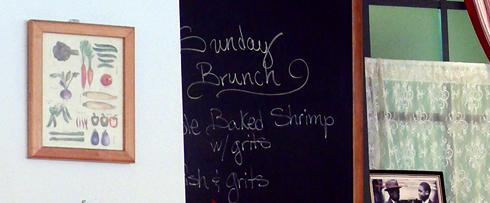 Sunday Brunch @ Miss Maude's Spoonbread Too
