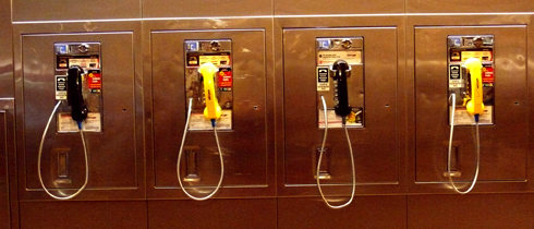 Téléphones new-yorkais