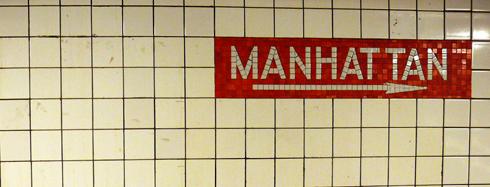 Direction Manhattan