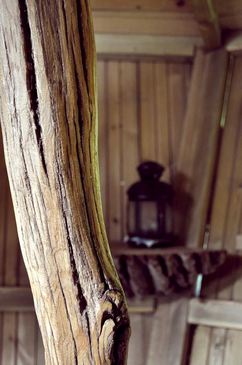 Cabane Comtesse de Lancosme - Domaine de Graville