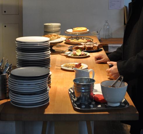 Café Suédois Institut Suédois à Paris
