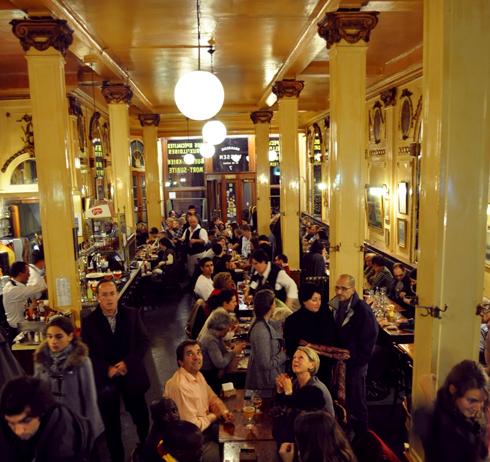 A la Mort Subite Café Brasserie Bruxelles