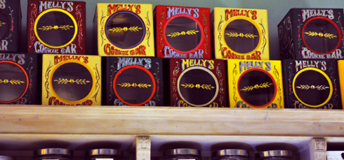 Melly's Cookie Bar - Amsterdam