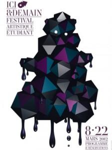 affiche-ici-et-demain-le-festival-artistique-etudiant-2012
