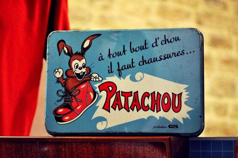 Chaussures Patachou - Wonder Vintage Market Paris Bastille