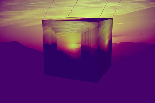 David Copithorne - 3D Geometric Photography