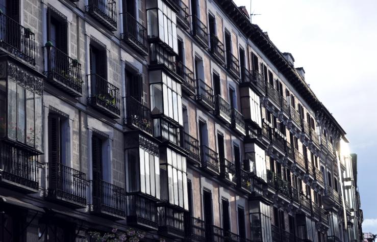 Madrid - Immeubles