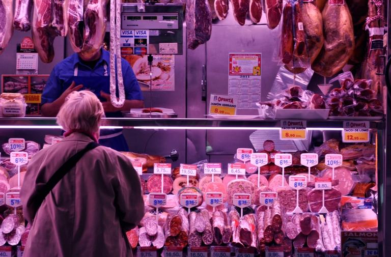 Mercado de Antón Martín - Madrid