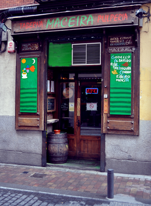 Maceiras - Restaurant Madrid