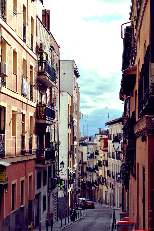 Madrid - Jolie rue