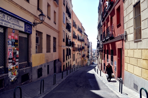 Madrid - Jolie rue