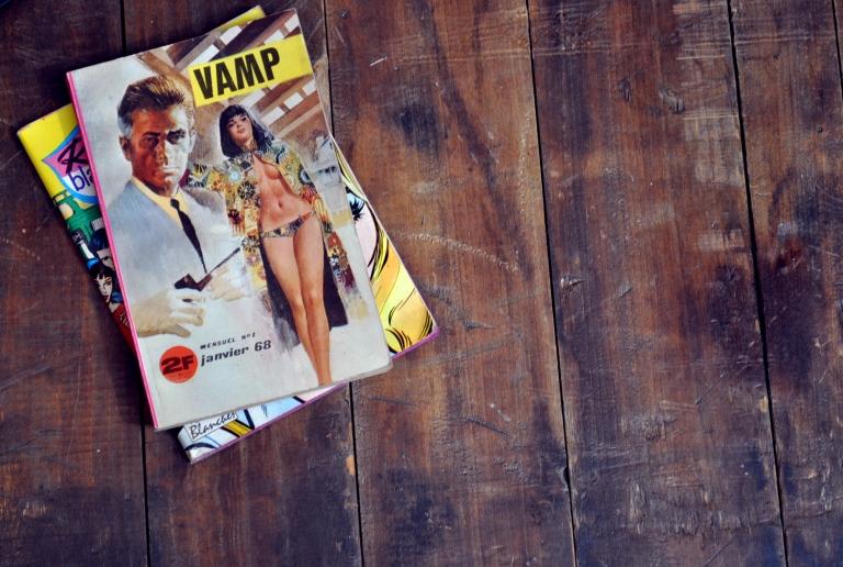 Magazines - Wonder Vintage Market Paris Bastille