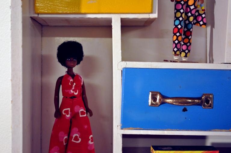 Poupée et jouets retro - Wonder Vintage Market Paris Bastille