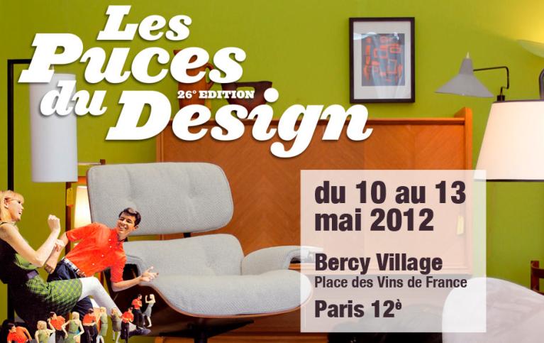 Les Puces du Design 2012