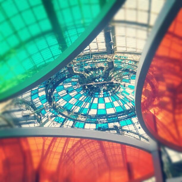 Monumenta au Grand Palais - Daniel Buren