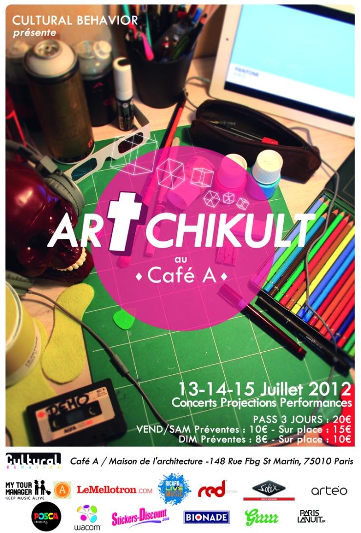 Festival ARTCHIKULT - Cultural Behavior
