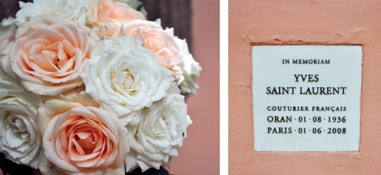 Memorial Yves Saint-Laurent, Jardin Majorelle, Marrakech, Maroc