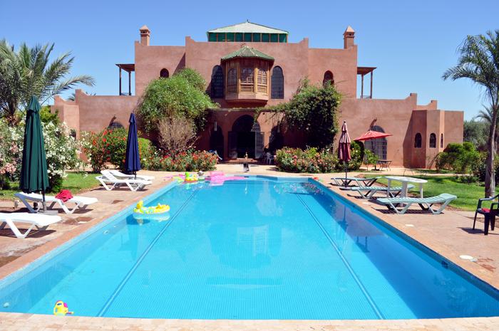Villa, La Palmeraie, Marrakech