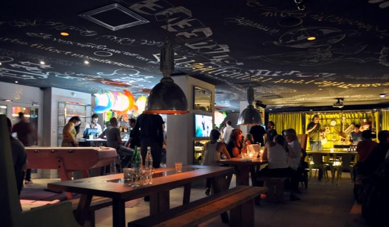 Mama Shelter - Hôtel bar restaurant hype à Marseille