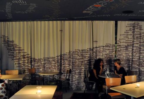 Bar restaurant branché à Marseille: Mama Shelter Hotel