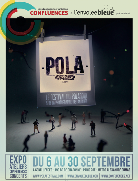 POLA Festival à Confluences, Paris 20ème, Septembre 2012