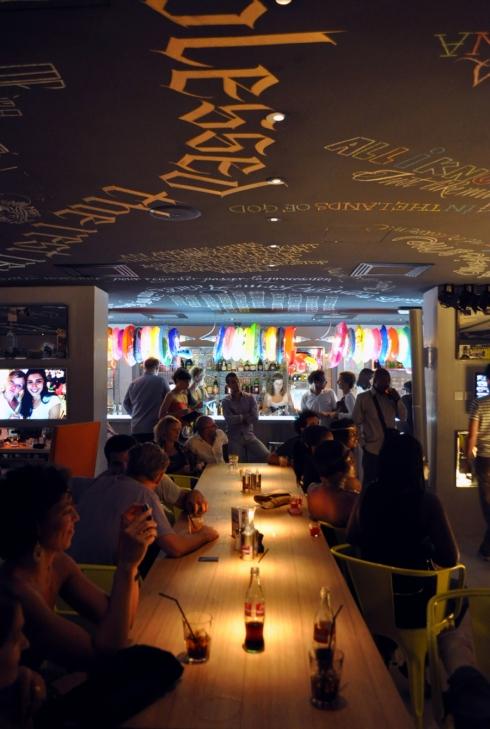 Hôtel bar restaurant Mama Shelter Marseille