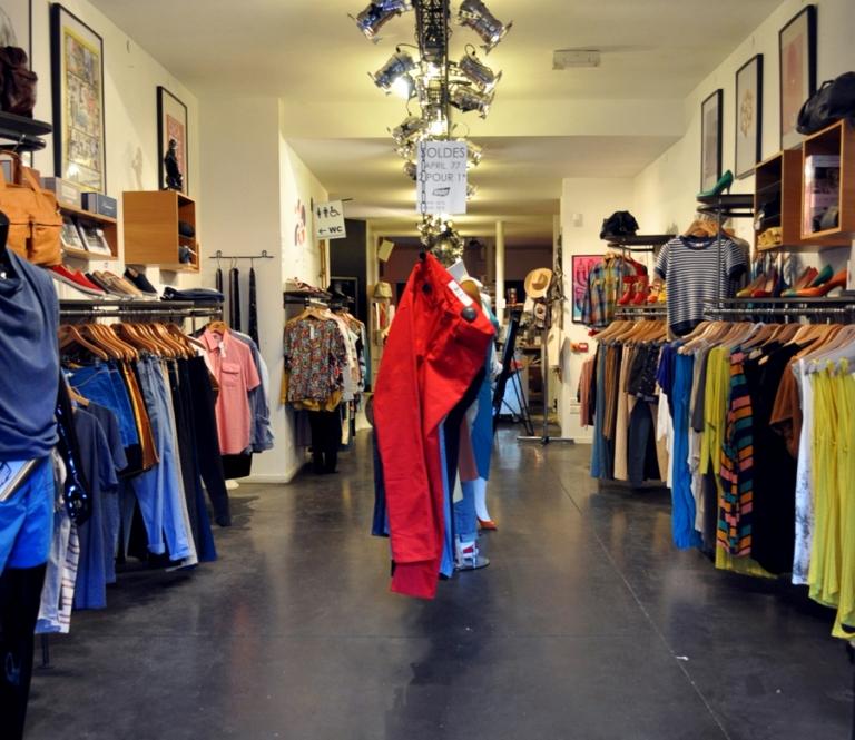Oogie Lifestore au Cours Julien, Marseille: bar, boutique branchée, restaurant, coiffeur