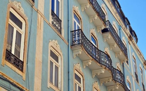 Balcons Lisbonne