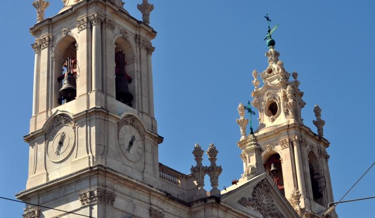 Basilica da Estrela Lisbonne