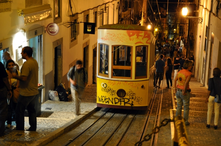 Bairro Alto Lisbonne