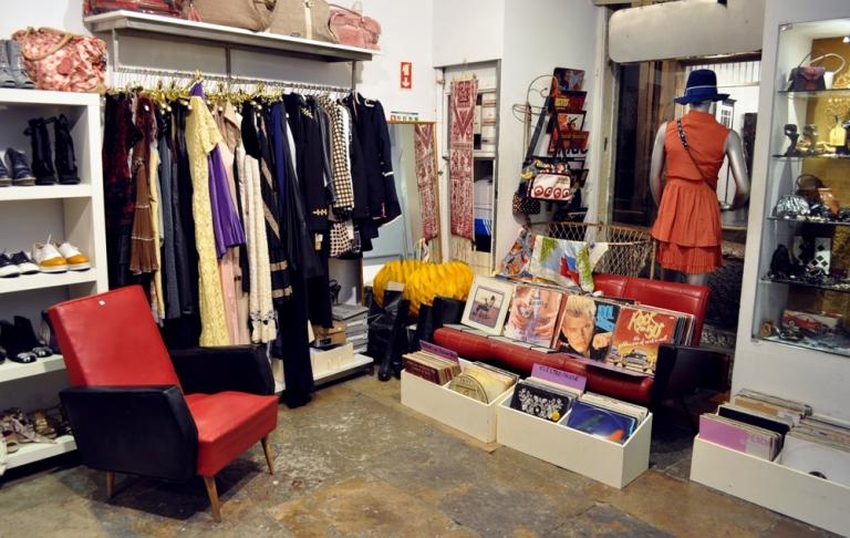 El Dorado - Friperie magasin vintage Lisbonne