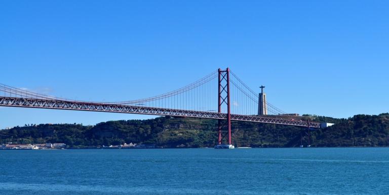 Le Ponte 25 de Abril à Lisbonne