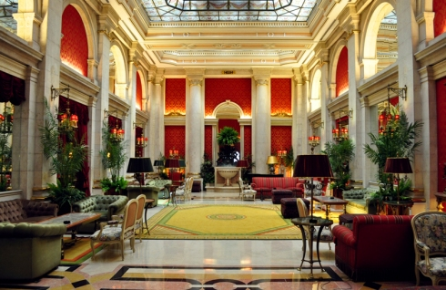 Hotel Avenida Palace Lisbonne