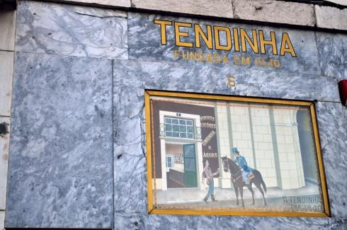 Tendhina restaurant typique Lisbonne
