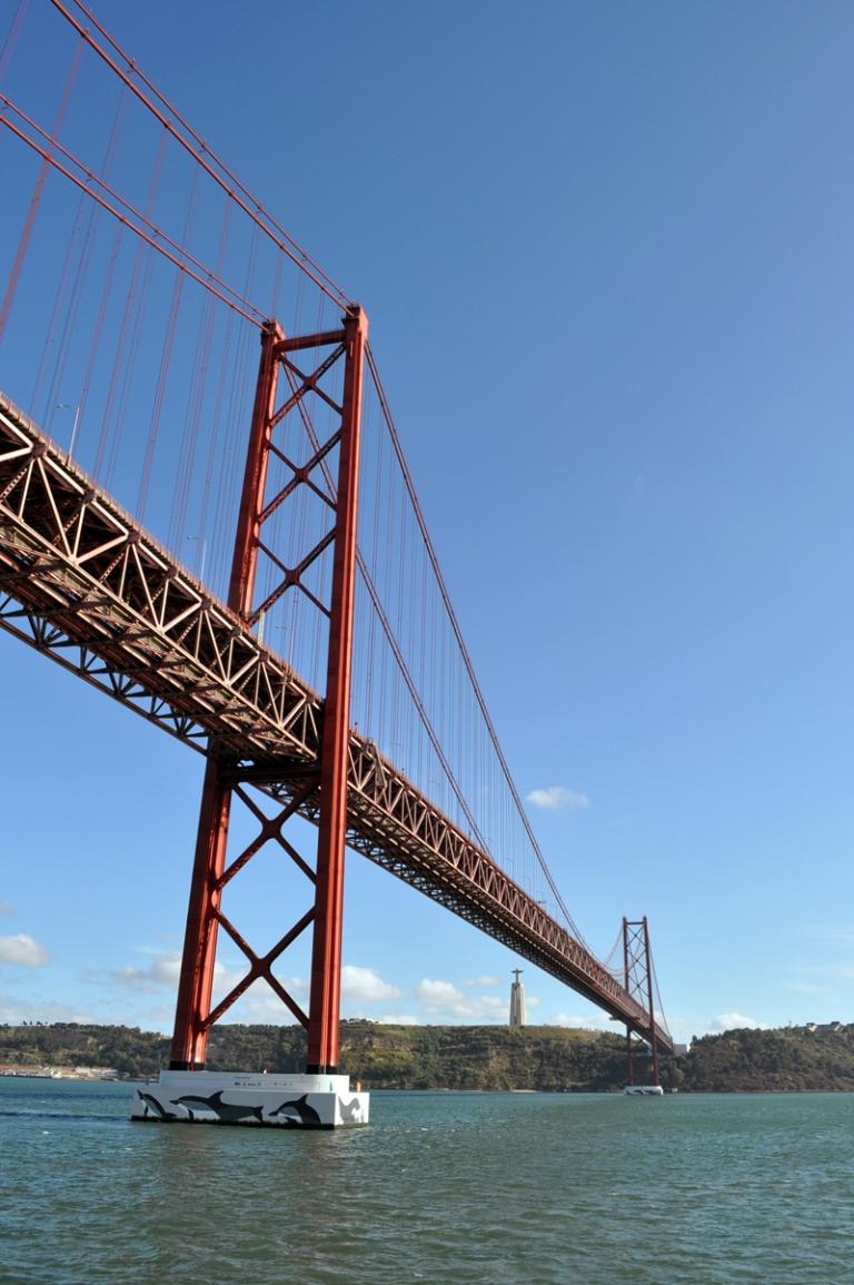 Ponte 25 de Abril Lisbonne