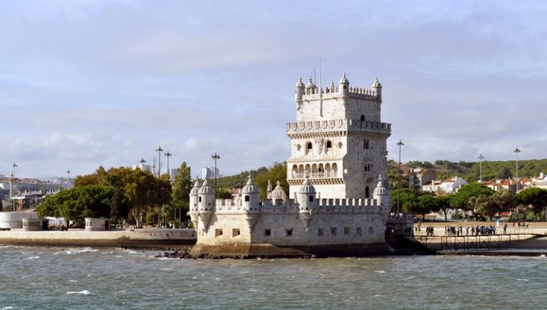 La Tour de Belem, Lisbonne