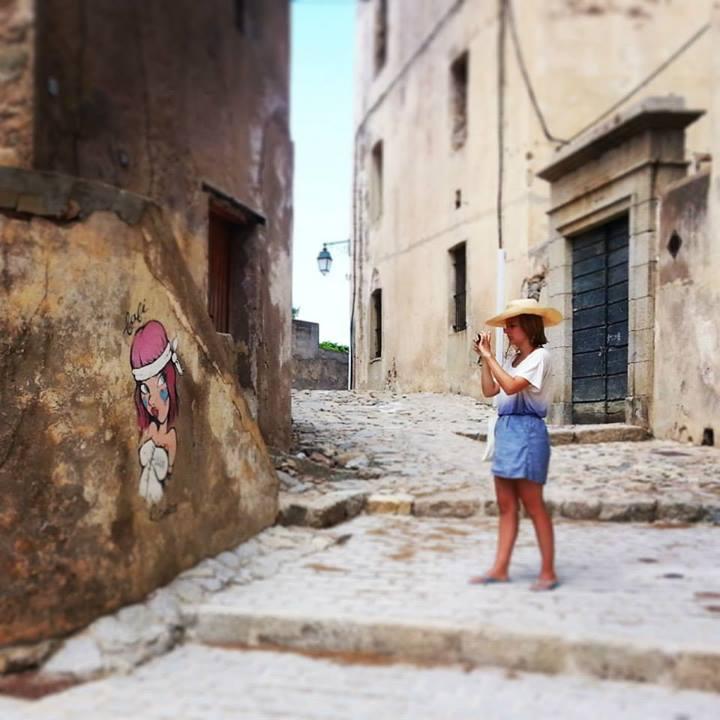 Rues de Calvi, Corse