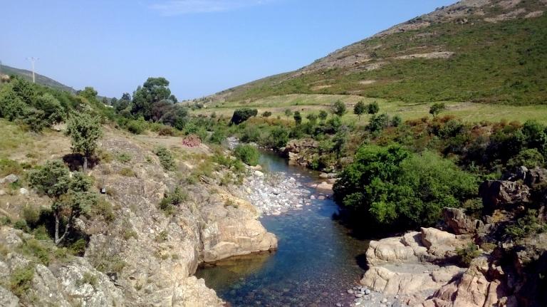 Fango rivière corse