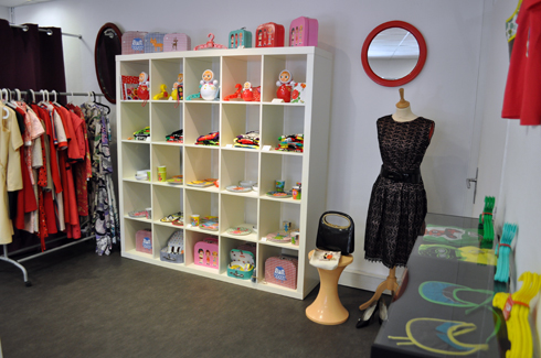 Be Pop Et Loula Boutique Nantes
