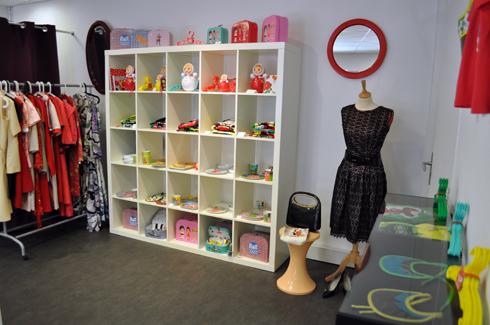 Be Pop Et Loula Boutique Nantes