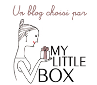 Un blog choisi par My Little Box