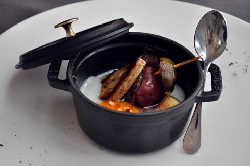 Restaurant Cocotte à Nantes