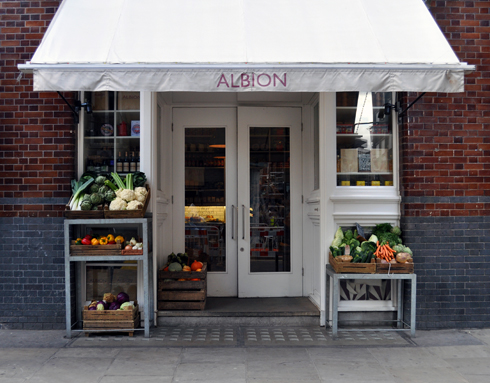 Albion Bakery London