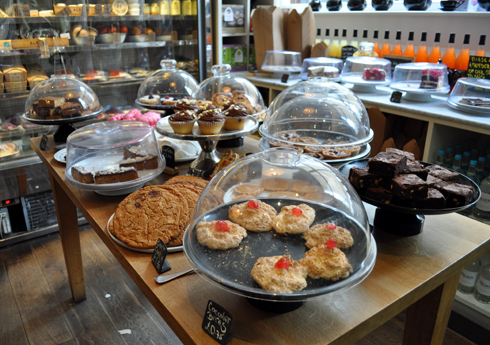 Albion Bakery London